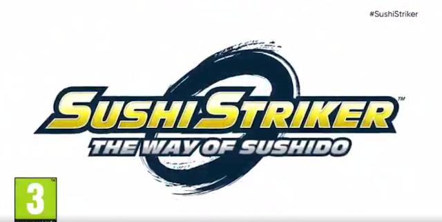 Se acaba de anunciar Sushi Striker para 3DS, una divertida propuesta