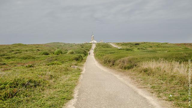 Pointe du Raz viaje Bretaña Francia viaje