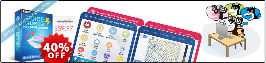 Voice Changer Software reviews, tutorials, coupons archive...