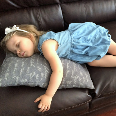 toddler napping