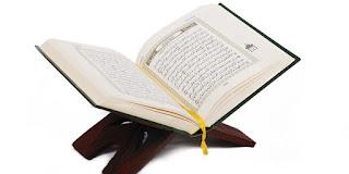 kitab suci umat Islam