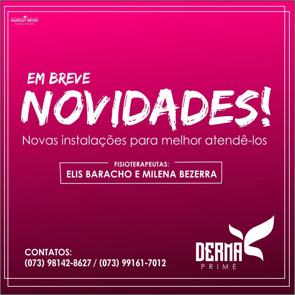 c9e93533658 Derma Prime  Vai ficar de fora  Entre em contato para mais ...
