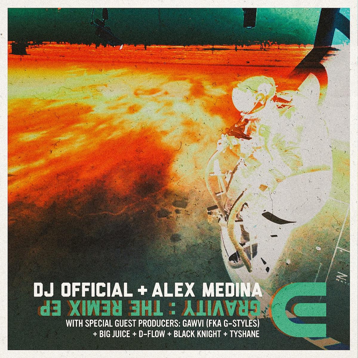 Lecrae - Gravity: The Remix EP (Alex Medina, DJ Official