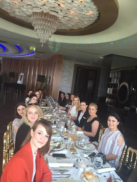 Bursalı Bloggerlar Hilton Bursa Ramazan İftar Menü Tadim Etkinliği