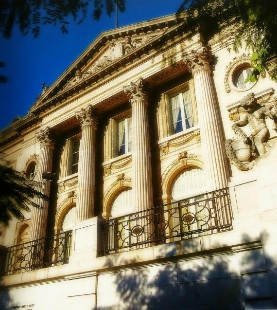Palacio Errazuriz, na Recoleta, em Buenos Aires
