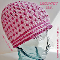 free crochet patterns, how to crochet, hats, sleep hats, chemo caps,