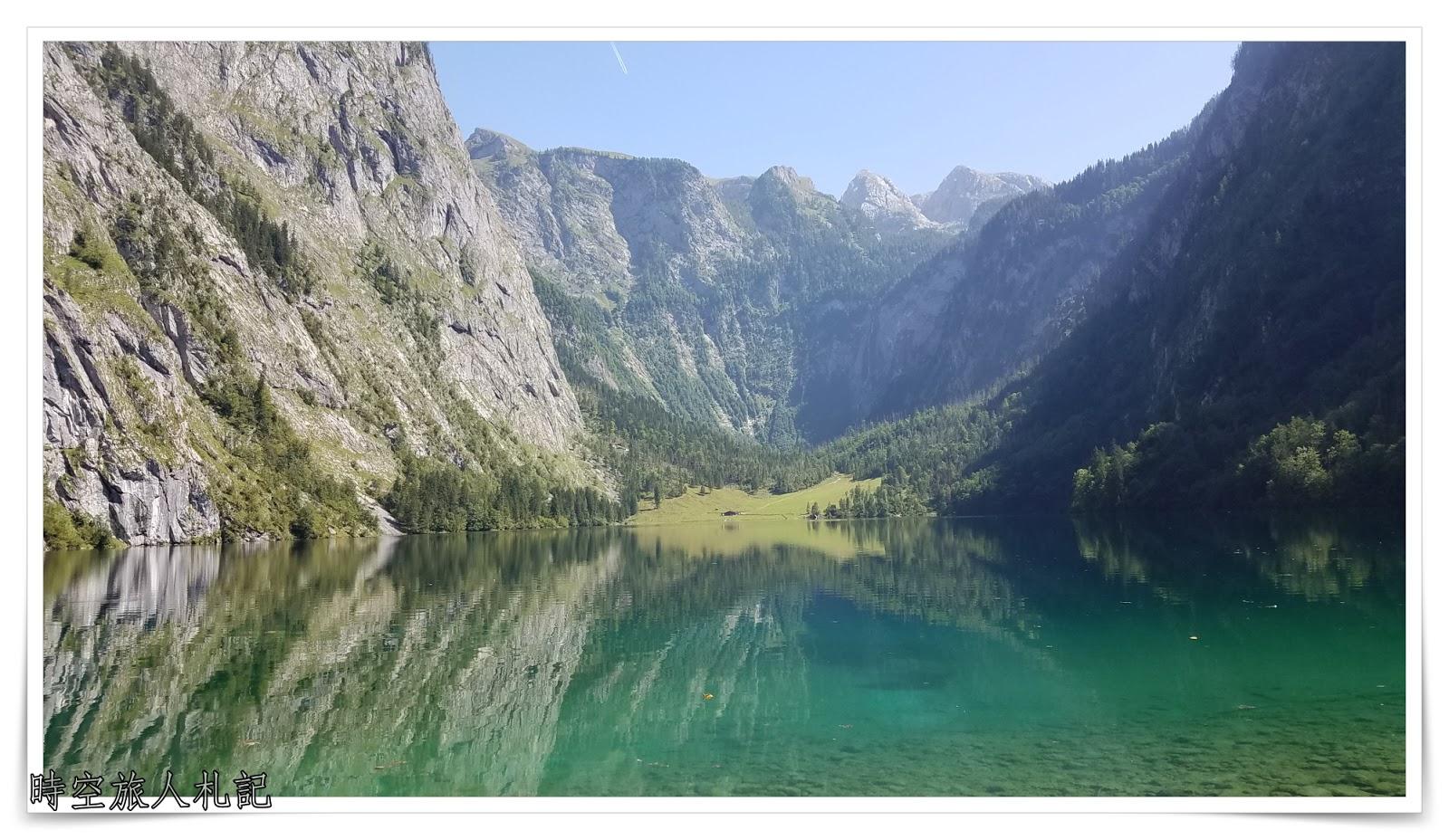 Königssee 國王湖一日遊: 德國最美的湖
