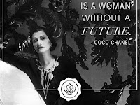 A Women without Perfumes is a Women without Future (Coco Chanel)
