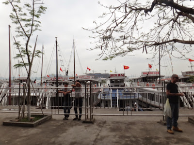 Pelabuhan Halong Bay Vietnam