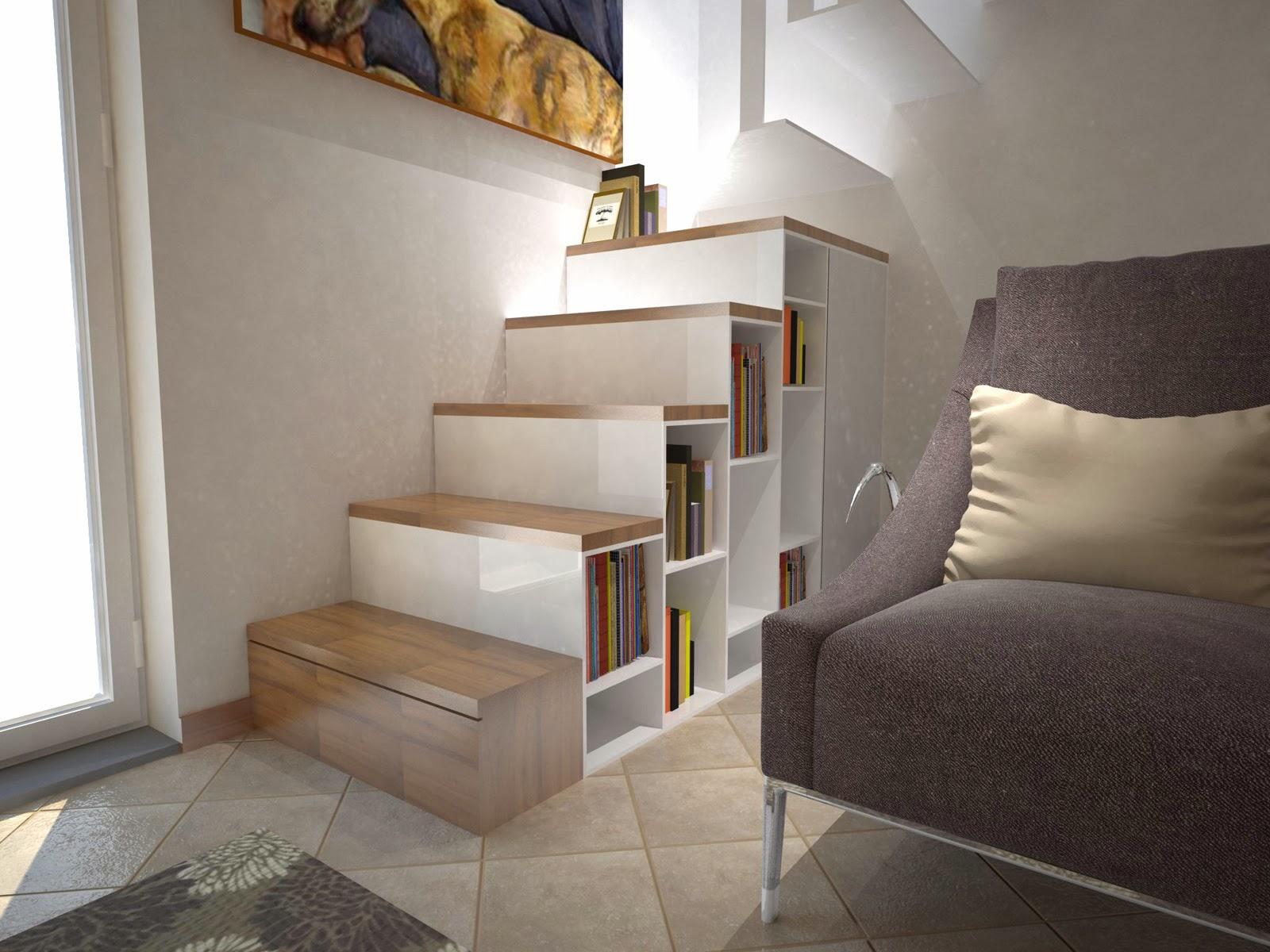 Amedeo Liberatoscioli Appartamenti di piccole dimensioni  Come organizzare gli spazi