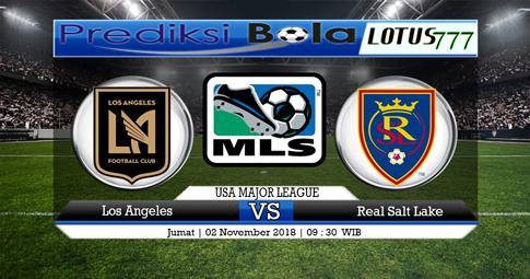 PREDIKSI Los Angeles vs Real Salt Lake 02 NOVEMBER 2018