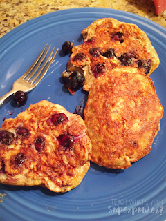 The very best Paleo panckes.