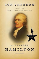 Cover image of the book Alexander Hamilton by Ron Chernow