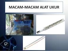 Macam Macam Alat Ukur dan Fungsinya yang Sering Digunakan di Laboratorium