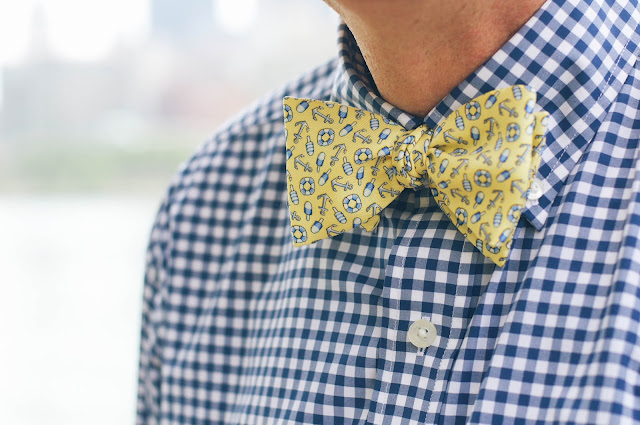 Father's Day Gift Ideas  vineyard vines bow tie