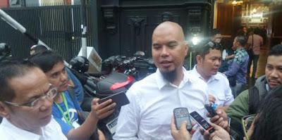 Dilaporkan Menghina Presiden, Ahmad Dhani Mengaku Rugi Ratusan Juta