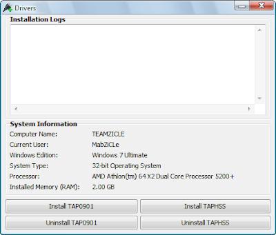 Tap0901 Driver Windows 10 - yellowbertyl