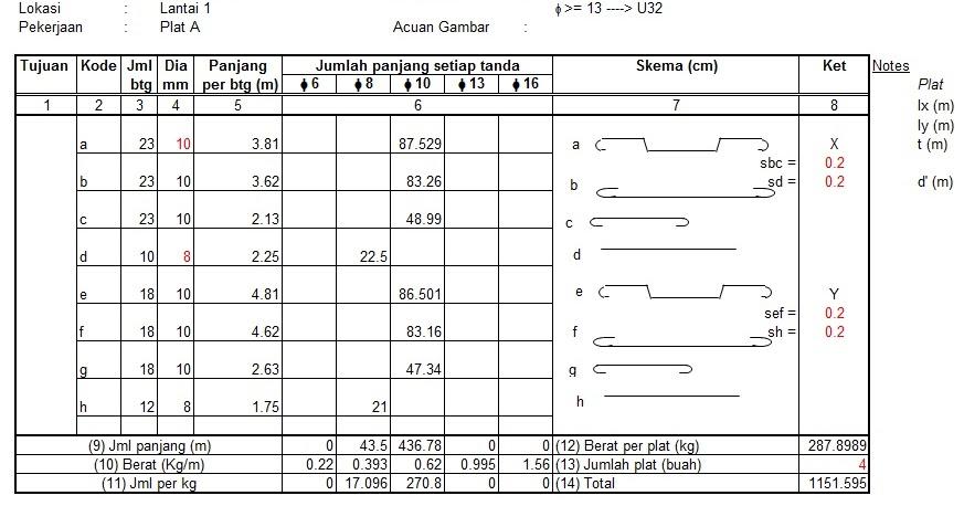 download kumpulan file perhitungan