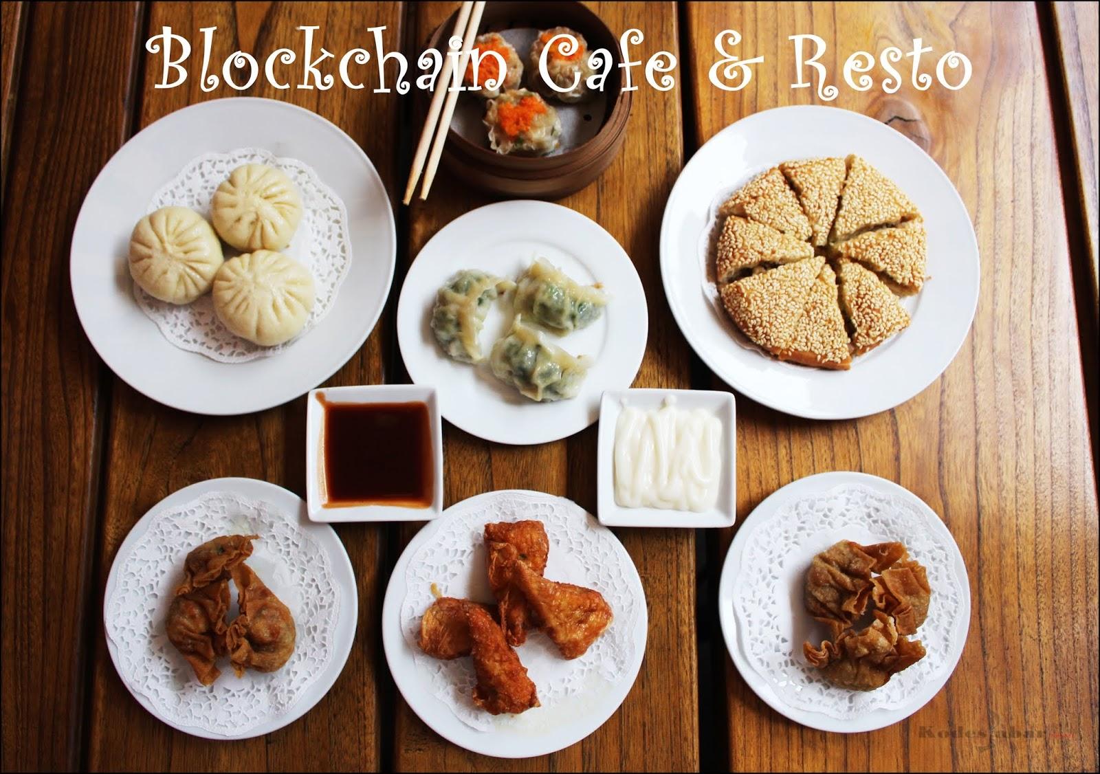 Blockchain Cafe & Resto, Pusatnya Kuliner Chinese Food Paling Lezat di Bandung