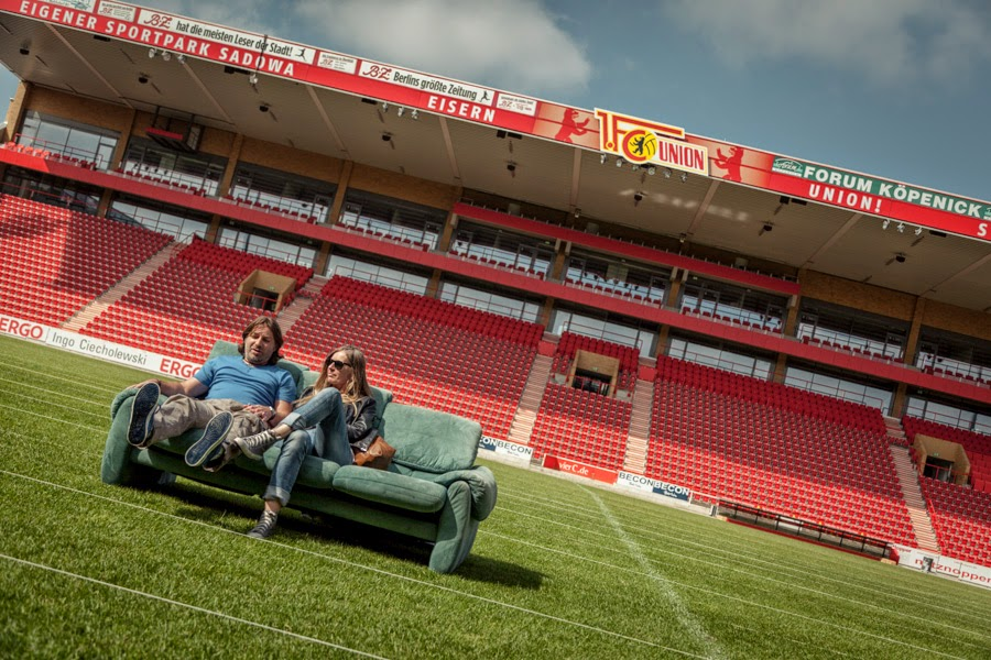 Event Your Sofas For The Worldcup Alte Forsterei Elephant In Berlin