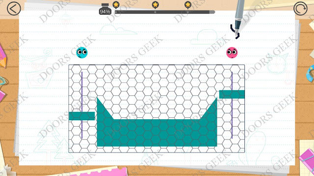 Love Balls Level 188 Cheats, Walkthrough, Solution 3 stars, for updated version