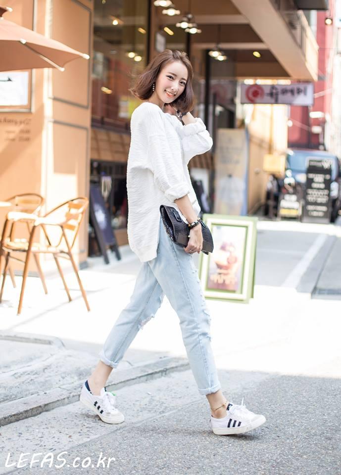 Seoul street fashion - lefas