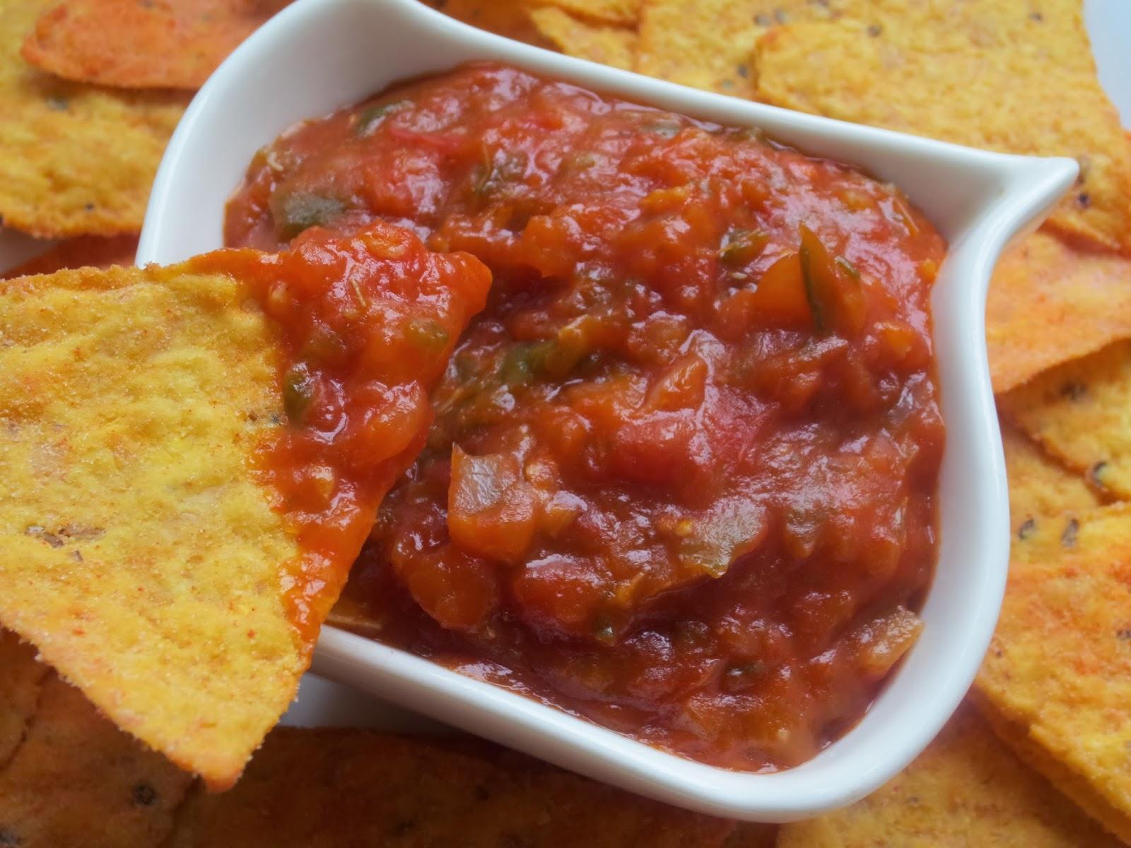 recetas de cocina salsas