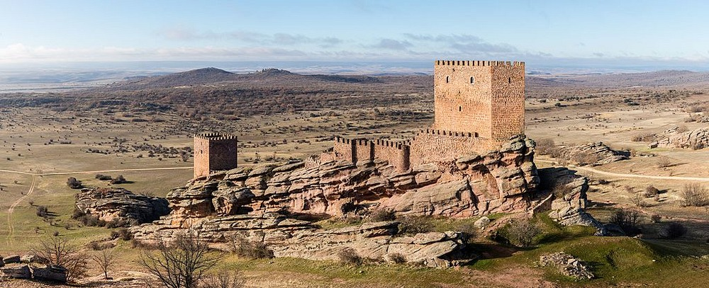Castle of Zafra