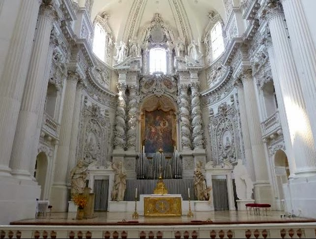 ALTAR DA THEATINERKIRCHE