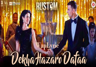 Dekha Hazaro Dafa Lyrics- Waplyric