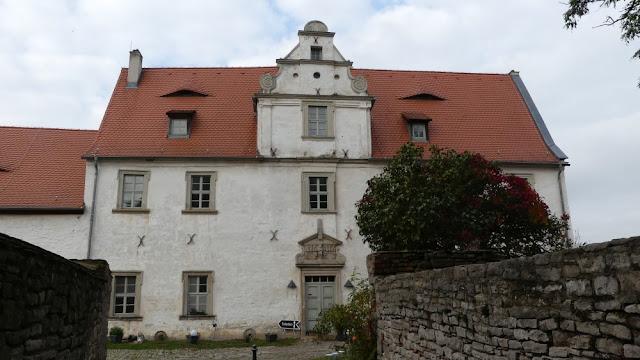 Schloss Plötzkau - Nebengebäude