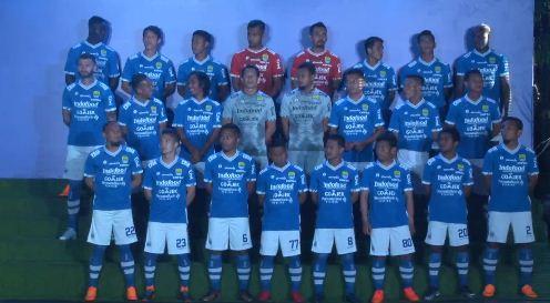 Daftar Pemain Persib Bandung 2018-2019