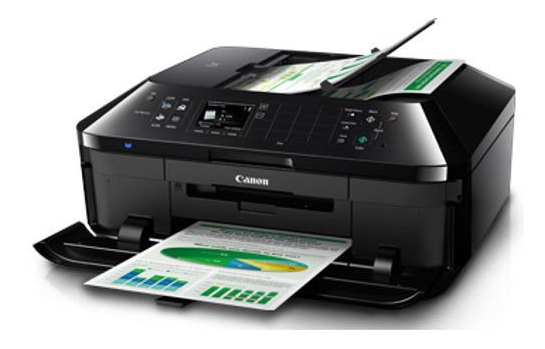 together with is capable of producing high character prints PIXMA MX927 Series Printer Driver Download