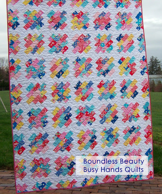 Busy Hands Quilts: Finished or Not Friday {a Linky Party!} + ... : brick quilt - Adamdwight.com