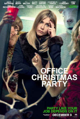 Office Christmas Party (Web-DL 720p Ingles Subtitulada) (2016)