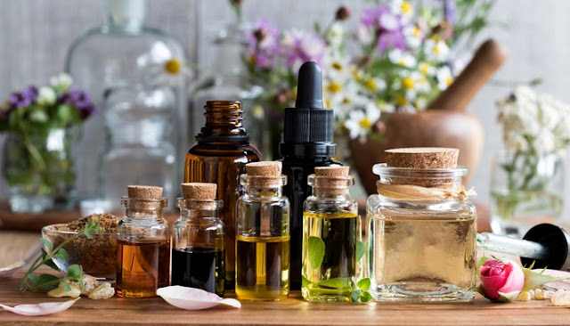 natural fragrance oils for skin care