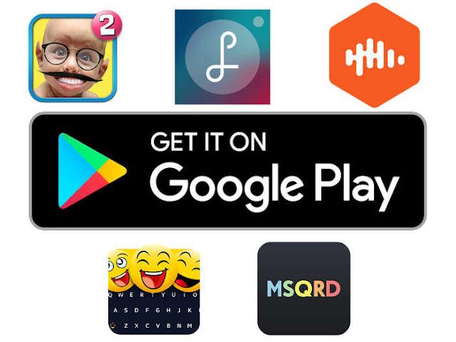 Las 5 apps más populares de la Google Play en 2016