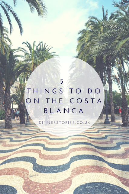 5 Things to do on the Costa Blanca