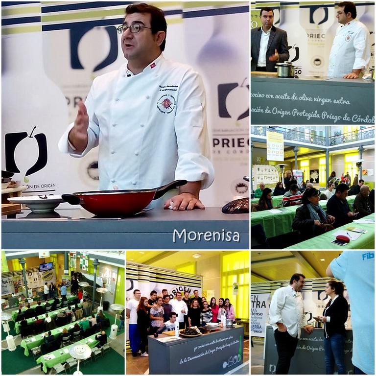 La cocina de morenisa masterclass con sergio fern ndez for La cocina de sergio