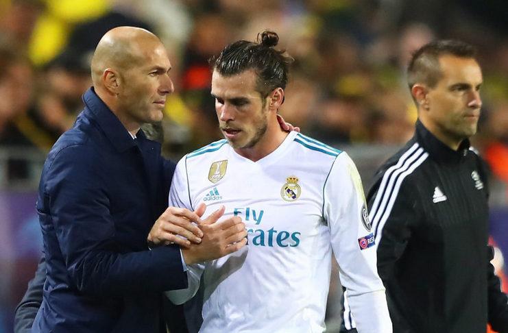 Pelatih Real Madrid Mengatakan Madrid membutuhkan Bale
