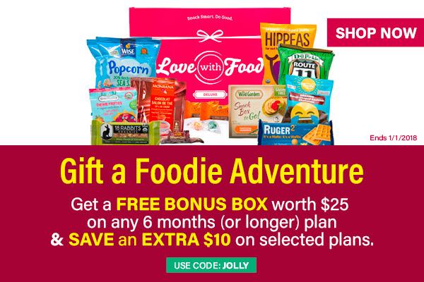 love with food free box sale
