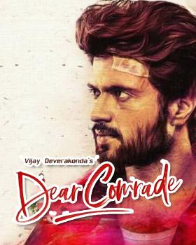 Dear Comrade 2020 Hindi Dubbed 720p HDRip 880MB