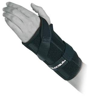 Attelle Quick Fit d'immobilisation de DJO