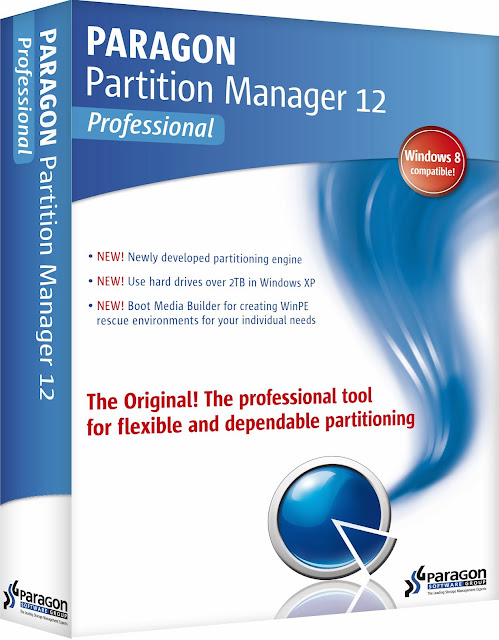 paragon partition manager crack
