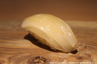White Squid from Japan at NAOE