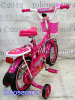 Sepeda Anak Family 12-1288 Magenta 12 Inci 4