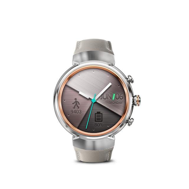 ASUS ZenWatch 3 - Best Smart Watches List