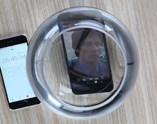 uji tes iphone 7 plus indonesia direndam dalam air