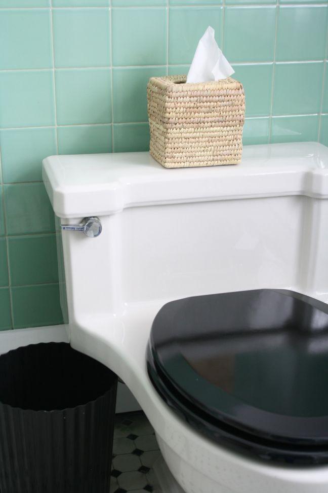 Meet Me In Philadelphia Our Vintage Jadeite Bathroom The Reveal
