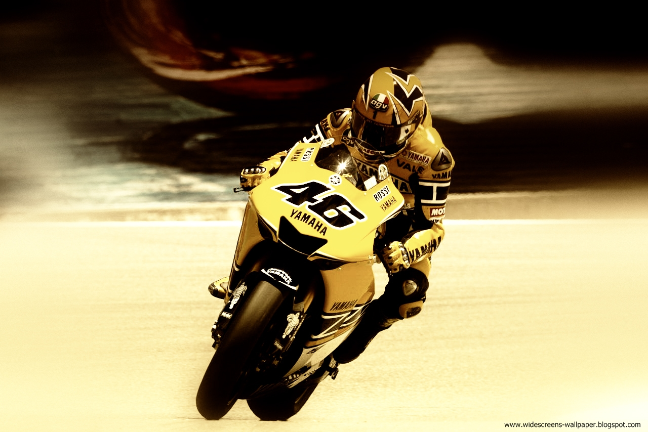 Valentino Rossi Hd Wallpaper: Wallpaper Collection For Your Computer And Mobile Phones